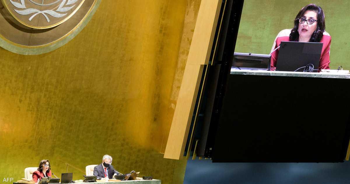 أردنية تقوم وكالة تابعة للأمم المتحدة