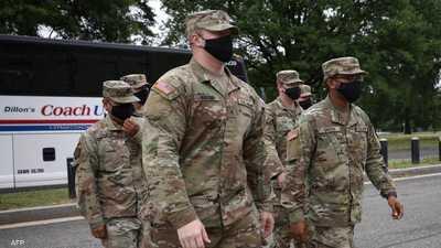 البنتاغون يستعد لتحريك ألفيّ عنصر من الحرس الوطني إلى واشنطن
