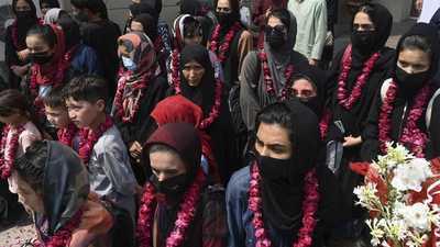 هربا من طالبان.. لجوء لاعبات أفغانيات إلى باكستان