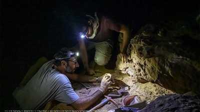 """بالصور.. دراسة توثق """"موقع أثري"""" عمره 8 آلاف عام بالسعودية"""