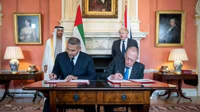 الإمارات تستثمر 10 مليارات جنيه إسترليني في بريطانيا