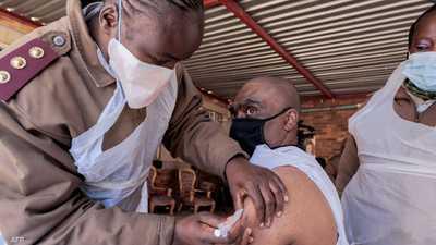 """بسبب شح اللقاح.. خبراء يحذرون من """"سيناريو قاتم"""" بإفريقيا"""