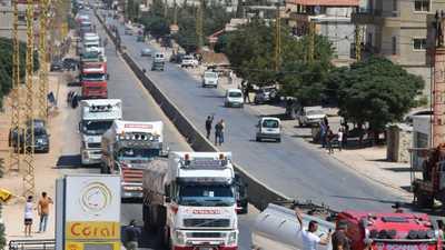 ميقاتي: شحنات الوقود الإيرانية انتهاك لسيادة لبنان