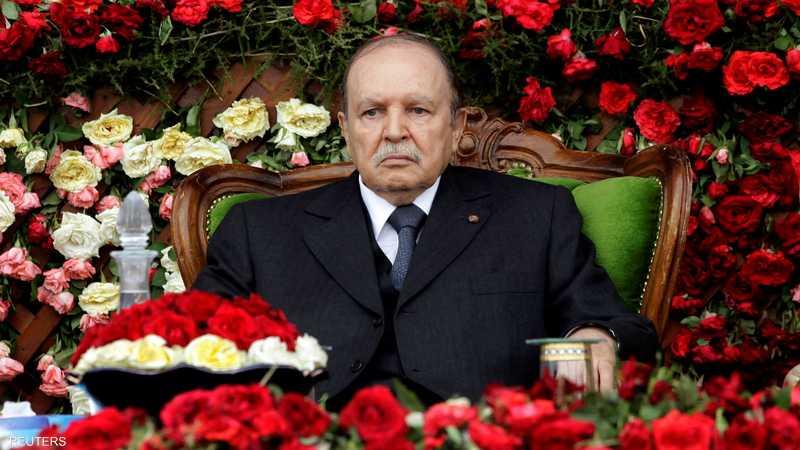 الرئيس الجزائري الراحل عبد العزيز بوتفليقة
