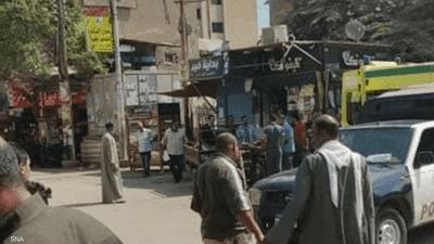 """حبس """"جزار"""" ذبح زوجته وشق بطنها نصفين في مصر"""
