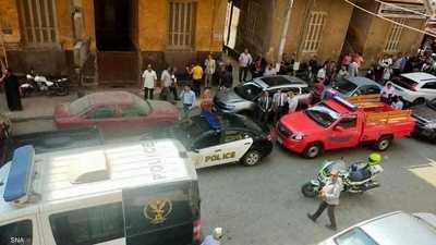 وزارة العدل المصرية تكشف ما حدث في مجمع محاكم المنيا