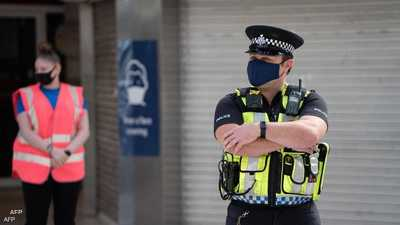 عنصر من الشرطة البريطانية