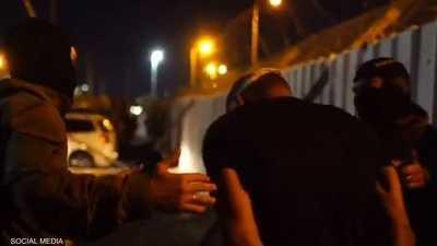 فيديو لنهاية مطاردة أسرى جلبوع.. وتفاصيل اعتقال آخر عنصرين