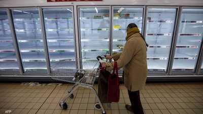 اللحوم اختفت من متاجر بريطانيا