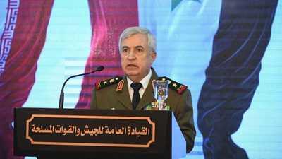 وزير الدفاع السوري في الأردن لبحث أمن الحدود