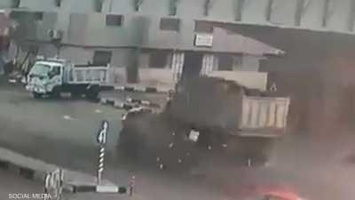 فيديو لحادث مأساوي في مصر.. والضحية إمام مسجد