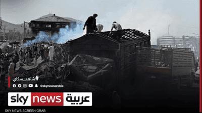 داعش يتبنى هجمات على مقاتلي طالبان في جلال آباد