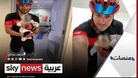 طبيب لبناني وصل إلى غرفة الولادة على دراجة هوائية