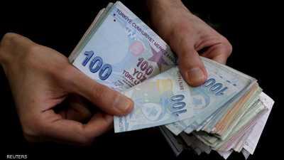 الليرة التركية تهوي لأدنى مستوياتها في ثلاثة شهور