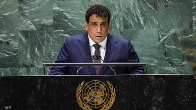 المنفي يعلن عن مؤتمر دولي لحشد الدعم لاستقرار ليبيا