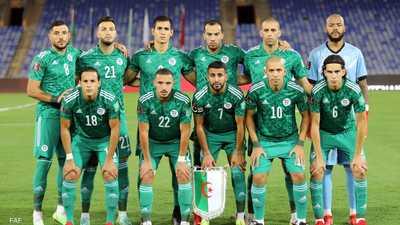 تبون يقر ميزانية لبث مباريات الجزائر المؤهلة للمونديال