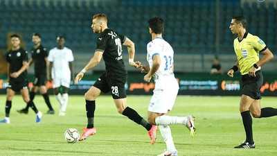 بيراميدز إلى ربع نهائي كأس مصر على حساب سموحة