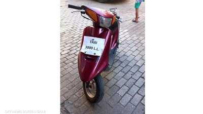 """""""تاكسي الدراجات النارية"""" يغزو لبنان... والخدمة بـ3 آلاف ليرة"""