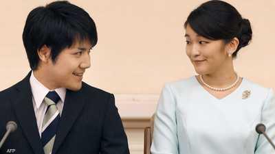 الأميرة اليابانية ماكو تتزوج الأسبوع المقبل