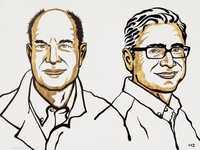 باتاوبتيان وجوليوس يفوزان بجائزة نوبل للطب