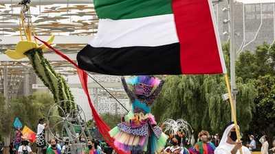 إكسبو دبي حدث مهم لتلاقي الحضارات العربية والعالمية