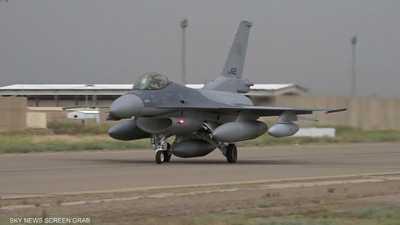 تركيا تسعى للحصول على 40 مقاتلة من طراز F-16