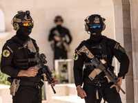 أرشيفية.. عناصر من قوة مكافحة الإرهاب العراقية