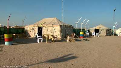 الكويت تسمح بإقامة موسم التخييم هذا العام