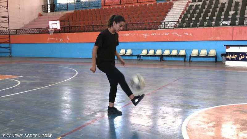سورية تسعى لدخول موسوعة غينيس في ترويض كرة القدم