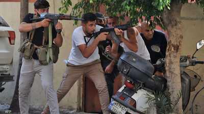 واشنطن: على جيش لبنان التعامل بحزم مع مظاهر حزب الله المسلحة