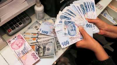 الليرة التركية تهبط لمستوى قياسي منخفض جديد مقابل الدولار