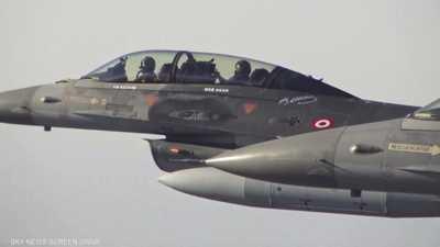حصول أنقرة على طائرات F-16 مقابل استثماراتها في F-35