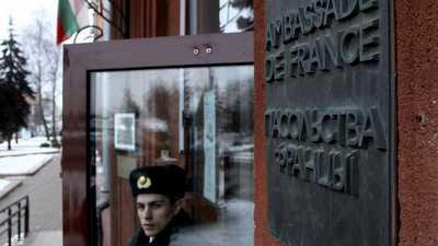 بيلاروسيا تطرد السفير الفرنسي بعد اجتماعه مع معارضين