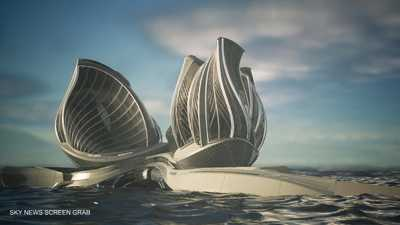 الجناح السلوفاكي يعرض مشروعاً لتنقية مياه المحيطات
