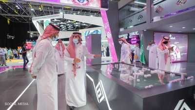"""""""تحكّم"""" السعودية تطلق الحاسوب الفائق بـ""""جيتيكس دبي 2021"""""""