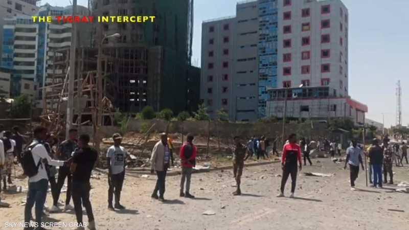 """أديس أبابا: الضربات الجوية على عاصمة تيغراي """"أكاذيب"""""""