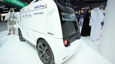 جيتيكس 2021.. السيارات الذاتية تدخل سوق التوصيل في دبي