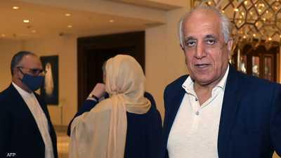 استقالة المبعوث الأميركي إلى أفغانستان زلماي خليل زاد