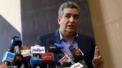 أحمد مجاهد رئيس الاتحاد المصري