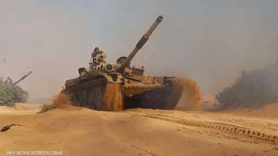"""""""رعد 2021"""".. الجيش الليبي يظهر جاهزيته العالية"""