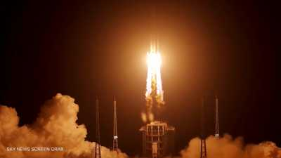 تقارير استخباراتية تكشف عن قيام الصين بتجربة صاروخية
