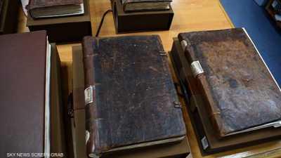 مكتبة الإسكندرية تعمل على ترميم مخطوطات عالمية