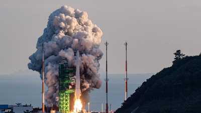 """فشل الصاروخ الكوري """"نوري"""" في وضع حمولة وهمية على المدار"""