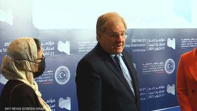 المبعوث الأميركي الخاص وسفيرها لدى ليبيا ريتشارد نورلاند