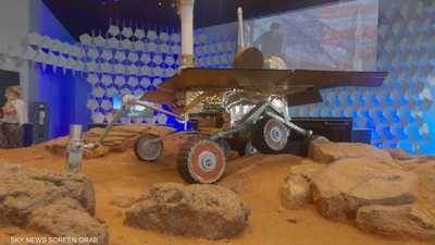 جناح الولايات المتحدة يركز في عروضه على إنجازات الفضاء