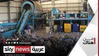 تدوير النُّفايات المعدنية.. تجارة المحتاجين في قطاع غزة