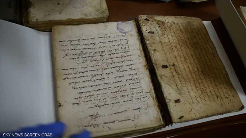 مكتبة الإسكندرية تعيد مخطوطات لبطريركية الروم الأرثوذكس