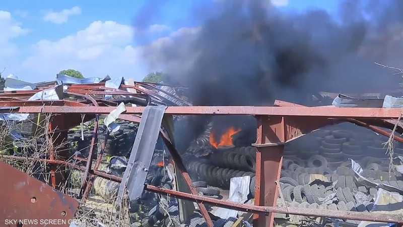 القوات الحكومية تكثف هجماتها على جبهة تحرير تيغراي