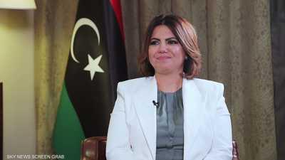 المنقوش: استقرار ليبيا مهم للجميع وندعو الخارج للتعاون