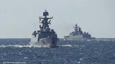 لأول مرة.. فيديو لدوريات روسية صينية مشتركة في المحيط الهادي